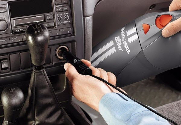 Black & Decker AV1500 Auto Vac DustBuster