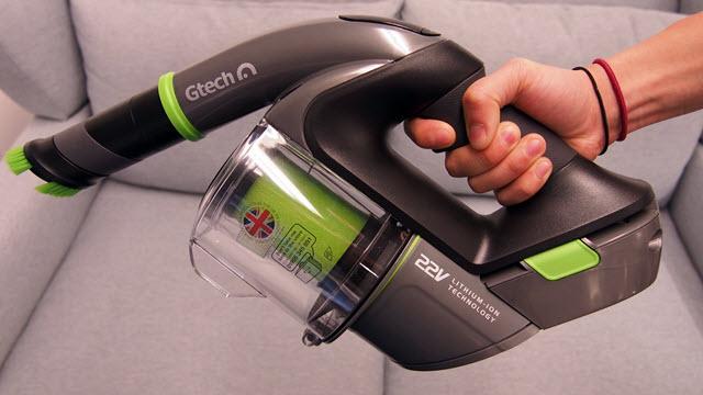 Gtech Multi K9 Cordless Handheld Vacuum Cleaner