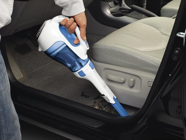 BLACK DECKER HHVI320JR02 Cleaning Car