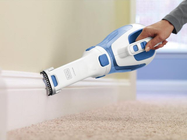 BLACK & DECKER HHVI320JR02 Cleaning Home