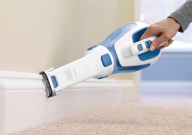 BLACK+DECKER CHV1410L 16V Cordless Hand Vacuum