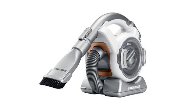 Black & Decker FHV1200W Cordless Vacuum