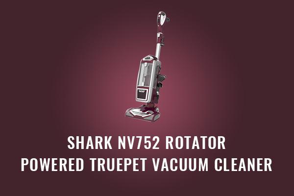 Shark NV752 Rotator Powered TruePet Vacuum Cleaner