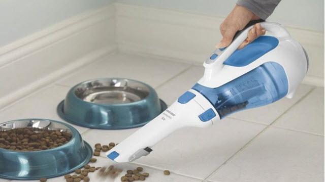 Black & Decker CHV1410L Cordless Vacuum Cleaner