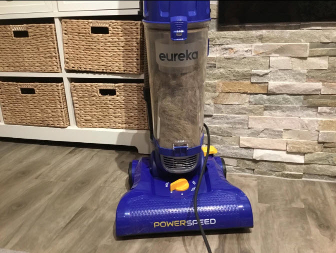 Eureka NEU182A power vacuum cleaner