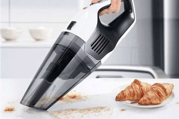 HoLife 6KPA Cordless Hand Vaccum Cleaner
