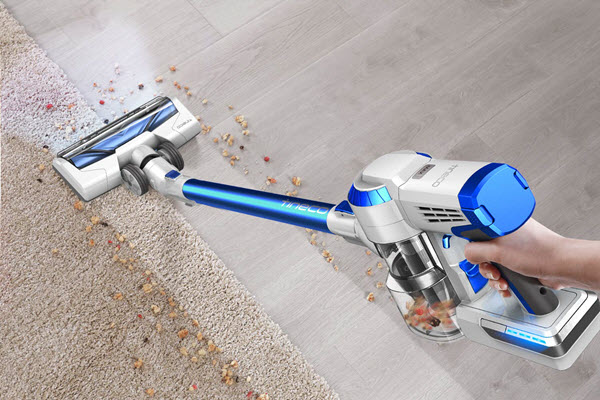 Tineco A10 Hero Cordless Stick Dustbsuter Review