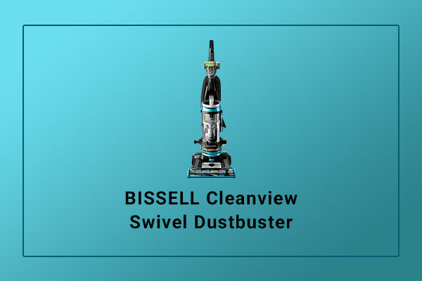 BISSELL Cleanview Swivel Rewind Pet Review