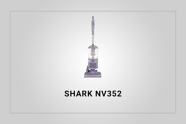 Shark Navigator NV352 Review
