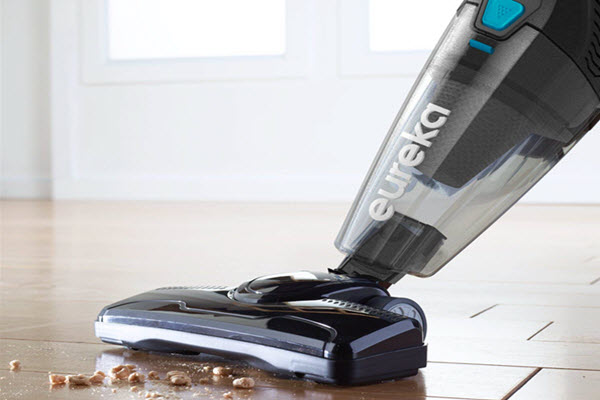 eureka NES215A dustbuster review