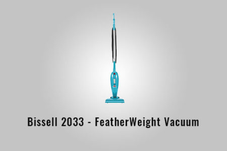 Bissell 2033 - Featherweight Vacuum