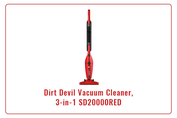 Dirt Devil SD20000RED Dustbuster