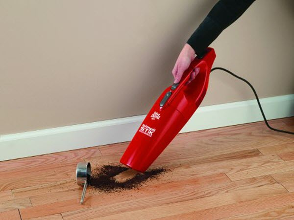 Dirt Devil SD20000RED Simpli-Stik Corded Stick Vacuum