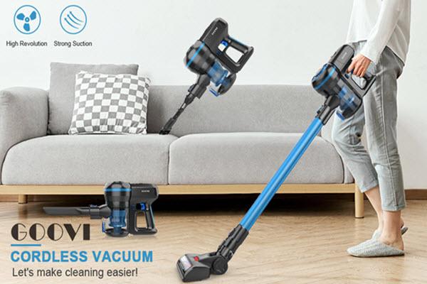Goovi M500 Stick Vacuum