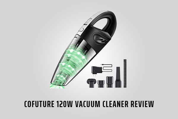 Cofuture 120W Vacuum Cleaner