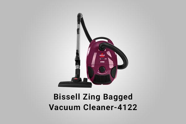 Bissell Zing 4122 Bagged Vacuum