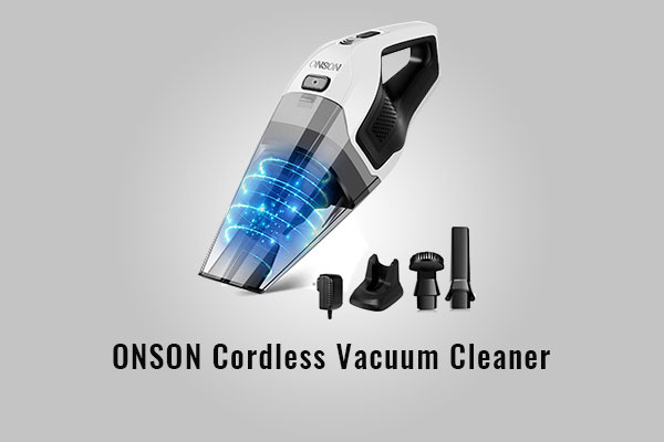 ONSON Cordless Vacuum Cleaner