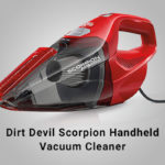 Dirt Devil SD20005RED vacuum cleaner