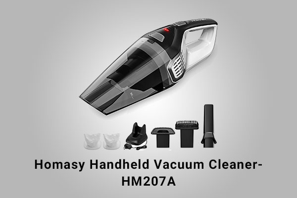 Homasy HM207A Vacuum Cleaner