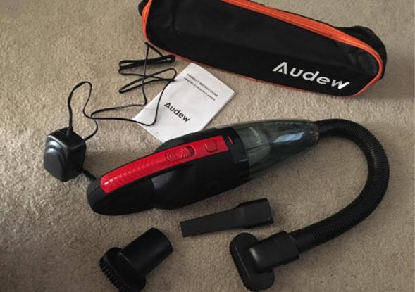 Audew Cordless Vacuum