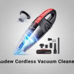 Audew car vacuum