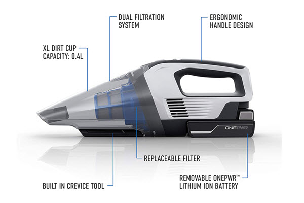 Hoover ONEPWR BH57005 Cordless Vacuum Review