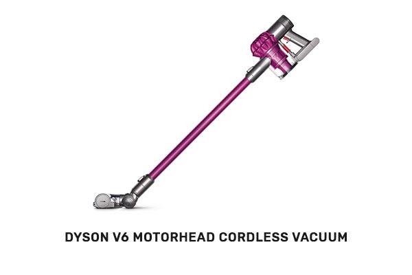 Dyson V6 Motorhead Review