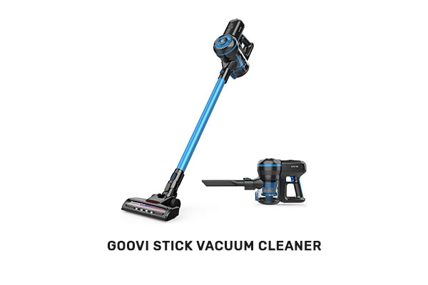 GOOVI Stick Vacuum Cleaner Review