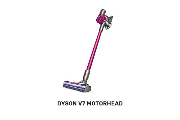 Dyson V7 Motorhead Review