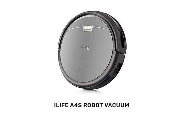ILIFE A4S Robot Vacuum Review