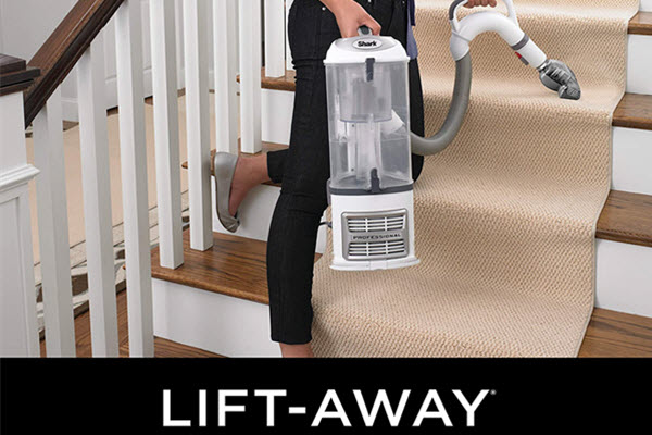 Shark Navigator Lift-away Pro NV356E vacuum