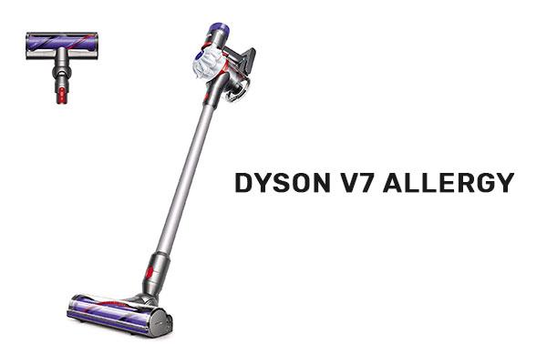 Dyson V7 Allergy Review