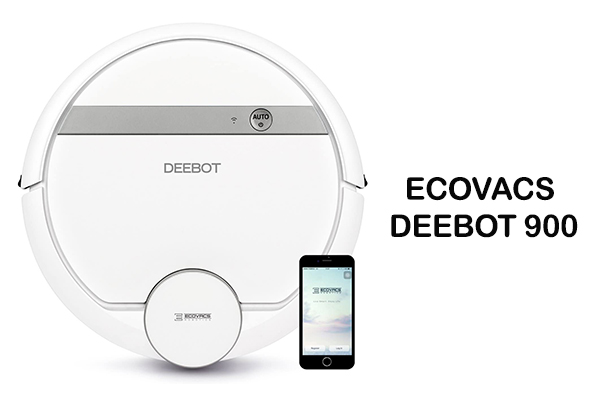 Ecovacs Deebot 900 Review