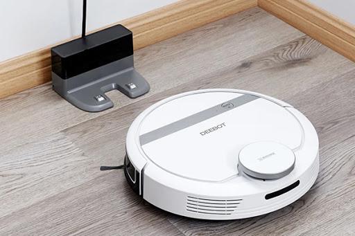 Ecovacs Deebot 900 Robotic Vacuum