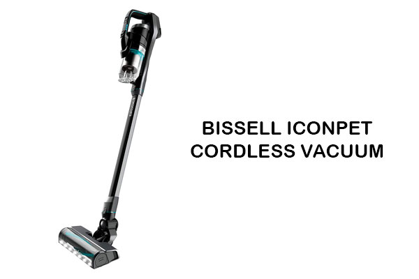 BISSELL Iconpet Cordless Vacuum Review