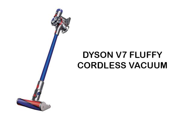Dyson V7 Fluffy Review