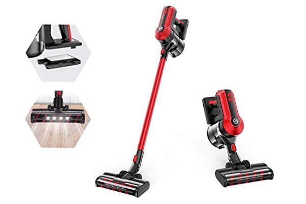 Moosoo K24 Cordless Vacuum