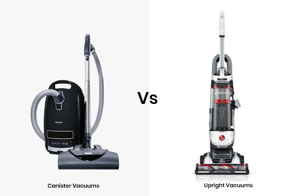 Canister Vs. Upright Vacuum: Which One Should I Choose?